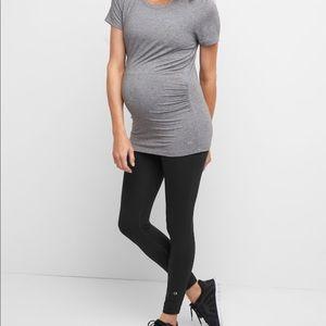 GAP Maternity Blackout Full Panel Leggings
